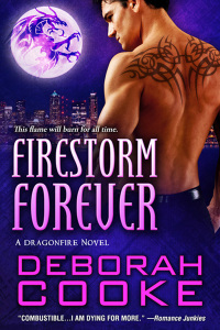 Firestorm Forever by Deborah Cooke