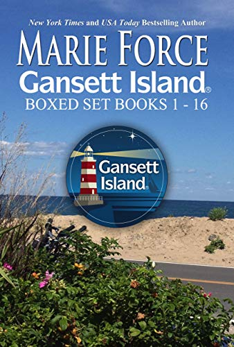 The Gansett Island Series by Marie Force
