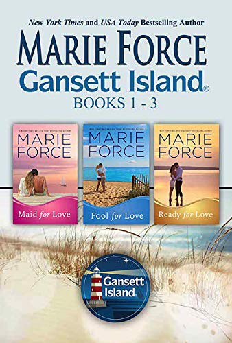 Gansett Island Box set Books 1-3 is Maid for Love, Fool for Love and Ready for Love!
