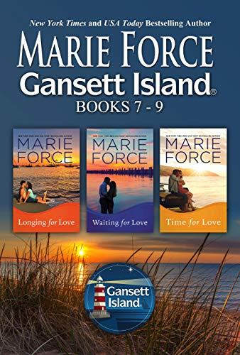 Books 7-9 are available in a box set!  Gansett Island by Marie Force!  Longing for Love, Waiting for Love, Time for Love!