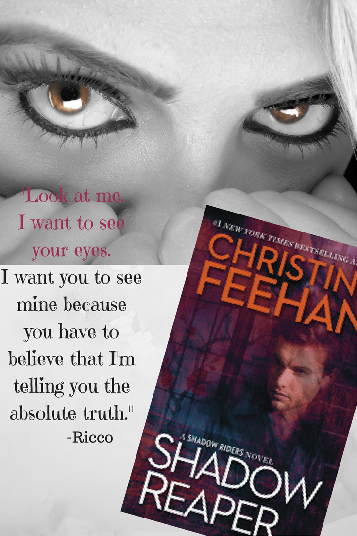 Graphic for Shadow Reaper by Christine Feehan