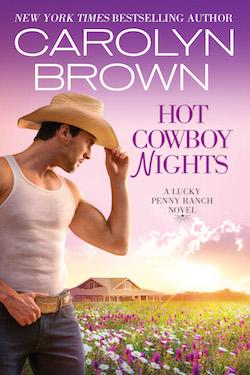 Carolyn Brown's Hot Cowboy Nights