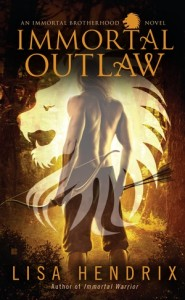 Lisa Hendrix's the Immortal Outlaw