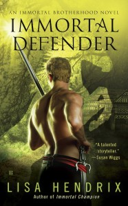 Lisa Hendrix's Immortal Defender