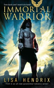 Lisa Hendrix's Immortal Warrior