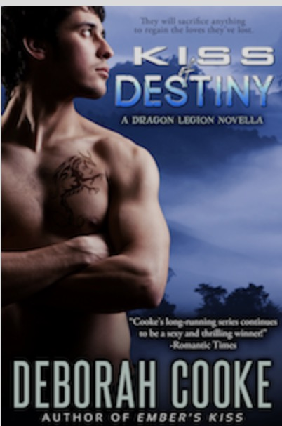 Click here to find out more about the 3rd book in the Dragon Legion Collection, Kiss of Destiny.