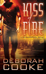 Kiss of Fire by Deborah Cooke