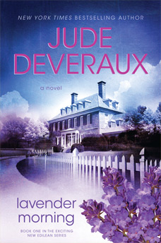 2009 Hardcover Edition for Lavender Morning by Jude Deveraux