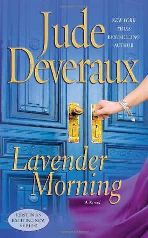 2009 Paperback Edition for Lavender Morning by Jude Deveraux