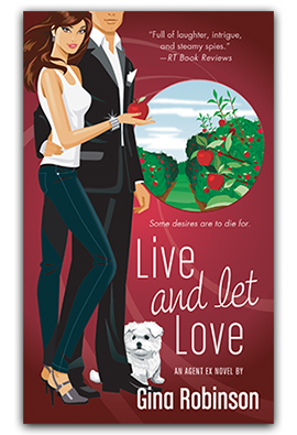 Gina Robinson's Let and Let Love