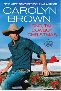 Long Tall Cowboy Christmas by Carolyn Brown