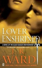 Lover Enshrined by JR Ward