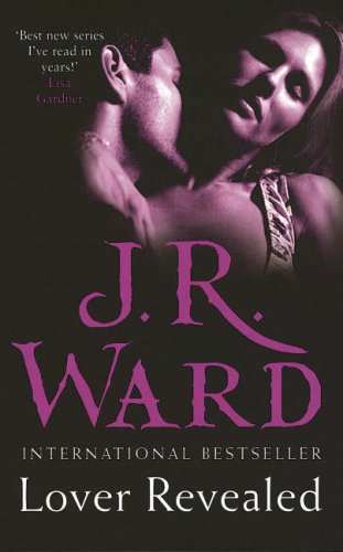 2007 UK Edition for Lover Revealed by JR Ward