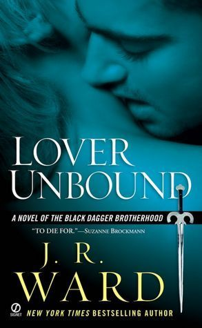 2007 Kindle, ebook and paperback edition for Lover Unbound by JR Ward