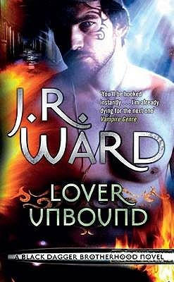 2007 UK Edition for Lover Unbound by JR Ward