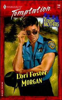 2000 Paperback Edition of Morgan by Lori Foster