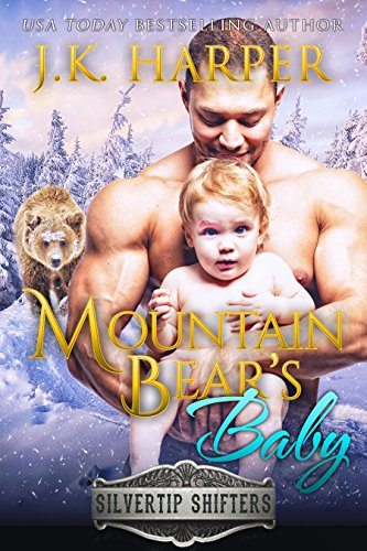 Mountain Bear's Baby by JK Harper
