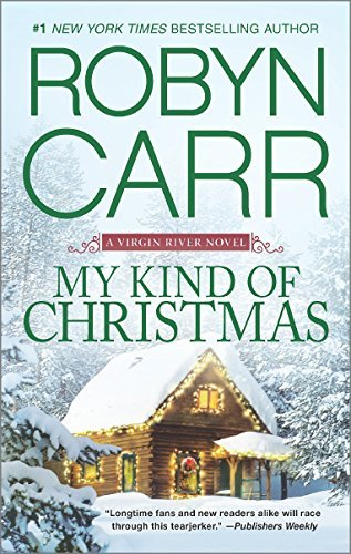 Another book cover for My Kind of Christmas by Robyn Carr