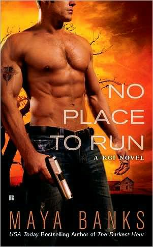 Maya Banks' No Place to Run