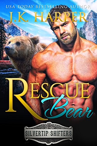 Rescue Bear: Cortez by JK Harper