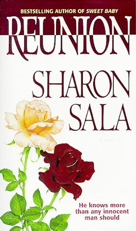 1998 Book Cover for Reunion by Sharon Sala