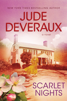 2010 Hardcover Edition for Scarlet Nights by Jude Deveraux
