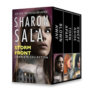 The Storm Front Series Book Covers