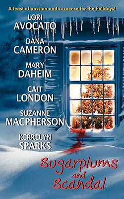 A Very Vampy Christmas is in the Anthology Sugarplums and Scandal!!
