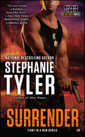 Stephanie Tyler's Surrender