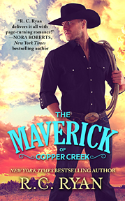 The Maverick of Copper Creek by RC Ryan
