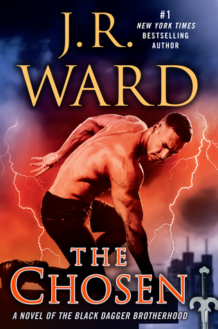 The Chosen by JR Ward