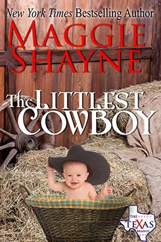 2014 Book Cover for The Littlest Cowboy by Maggie Shayne