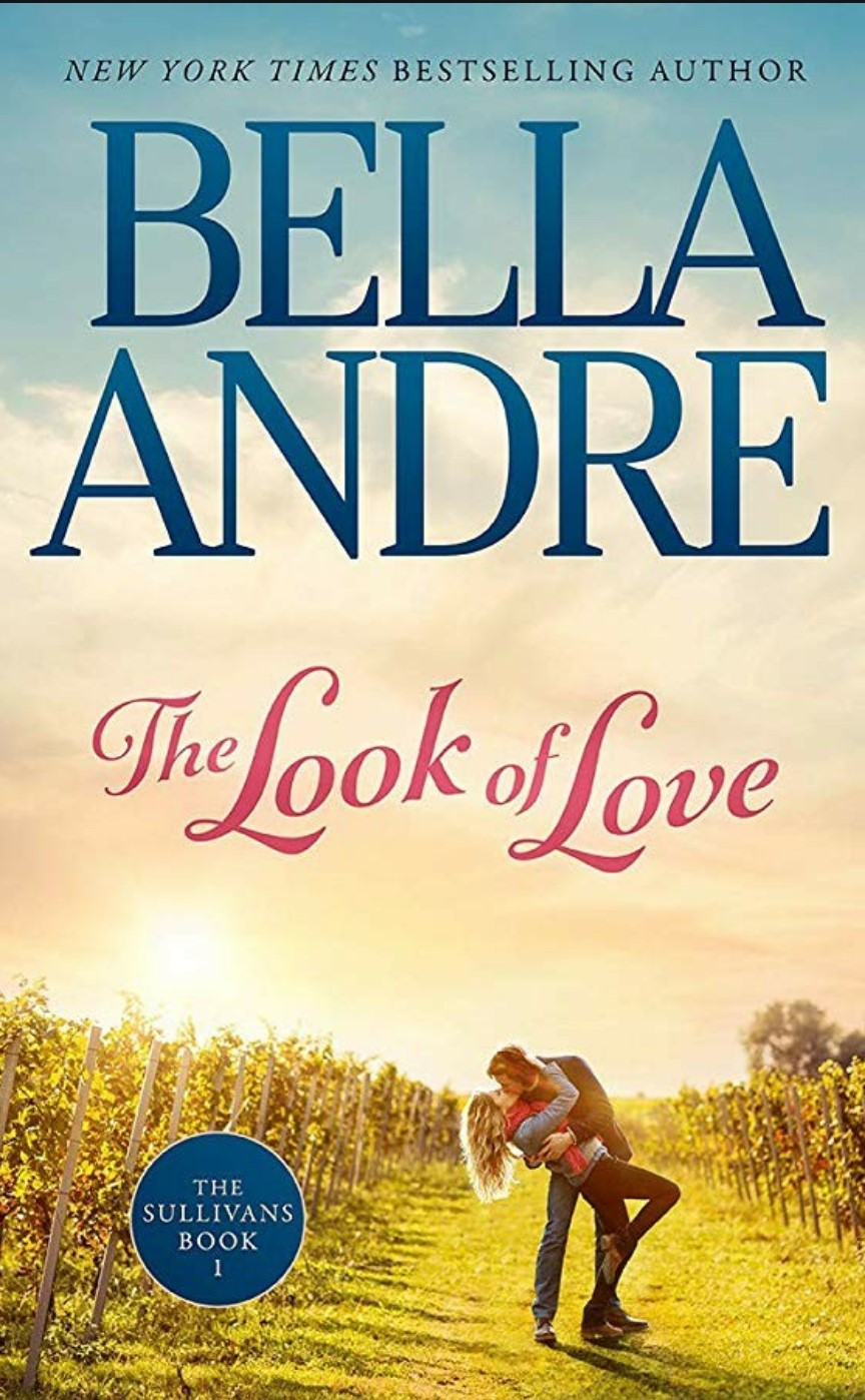 I found this book cover when I purchased The Look of Love from Kindle!