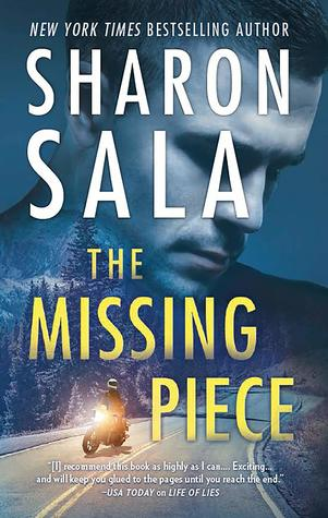 2019 Book Cover for The Missing Piece by Sharon Sala