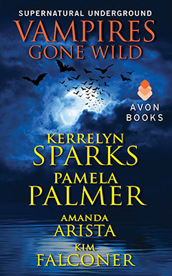 Novella Vampires Gone Wild with Kerrelyn Sparks' V is for VampWoman