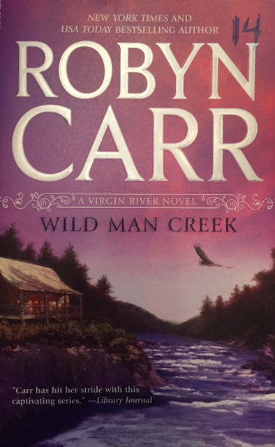 Book Cover for Wild Man Creek