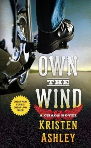 Kristen Ashley's Own the Wind