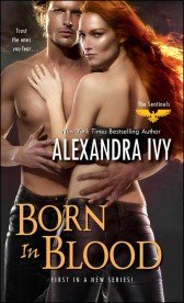 Alexandra Ivy's Born in Blood