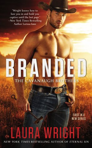 Branded by Laura Wright
