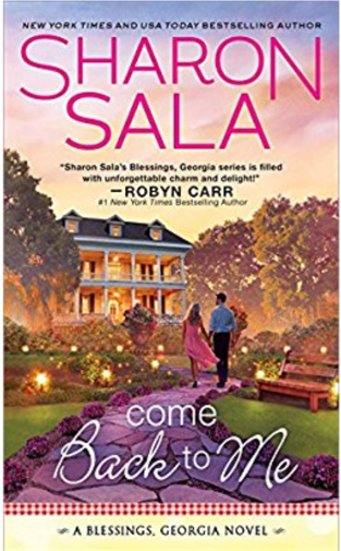 Come Back to Me by Sharon Sala