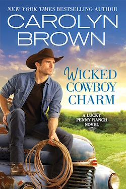Wicked Cowboy Charm by Carolyn Charm