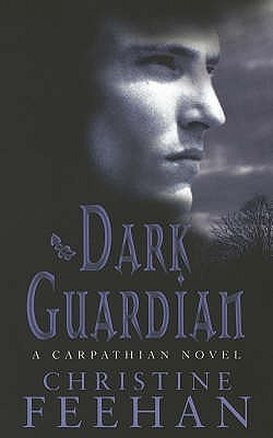 2011 Book Cover for Dark Guardian by Christine Feehan