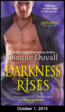 Dianne Duvall's Darkness Rises
