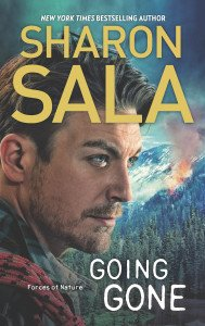 Going Gone by Sharon Sala