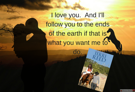 Book Quote from Home for Good by Terri Reed