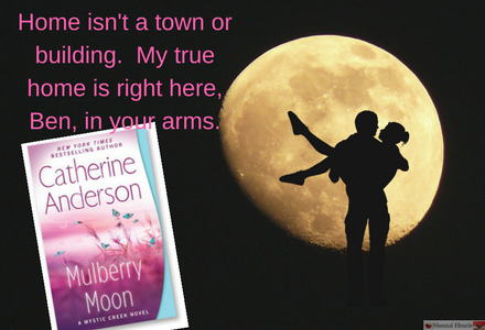 Book Quote:  Sissy talking to Ben.