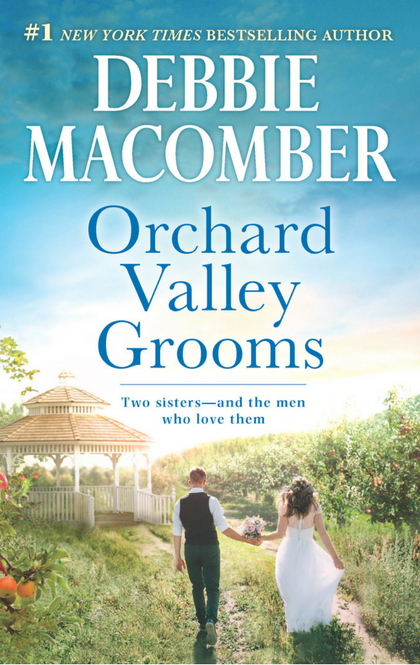 Debbie Macomber's Orchard Valley Grooms, 2017 book cover