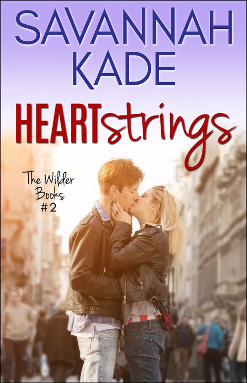 Heartstrings by Savannah Kade