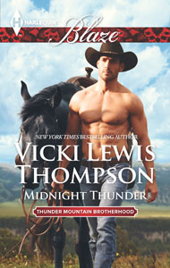 Vicki Lewis Thompson's Midnight Thunder