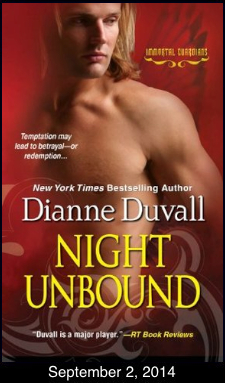 Night Unbound by Dianne Duvall
